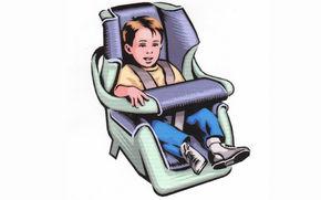 Scaun inovativ pentru copii