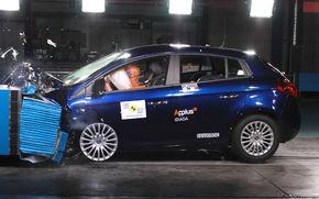 EuroNCAP a testat cinci modele noi!