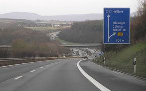 54% din germani vor limita pe autostrada!