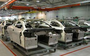 Aston Martin inchide o fabrica istorica