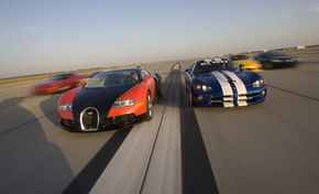 Viper Hennesey mai rapid decat Veyron