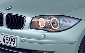 BMW, profit in scadere
