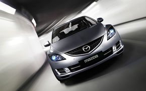Prima imagine oficiala cu noua Mazda 6