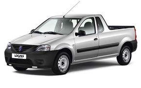 Oficial: Dacia Logan Pickup