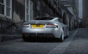"""Aston DBS are cel mai tare """"fund"""" din lume"""