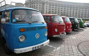 Parada VW Bulli&Beetle la Bucuresti