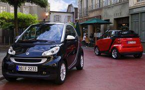 Mercedes vrea sa produca Smart in China