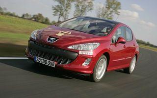 Peugeot 308 a luat Volanul de Aur in Germania