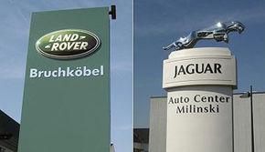Trei companii in cursa pentru Jaguar si Land Rover