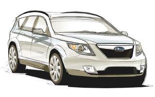 Asa va arata Subaru Forester?