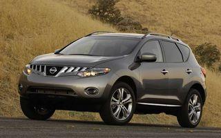 Noul Nissan Murano, oficial 100%