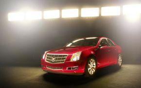 """Cadillac CTS este """"Masina Anului 2008"""" in SUA"""