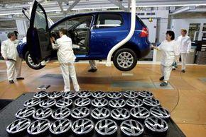 VW planuieste o revolutie a platformelor