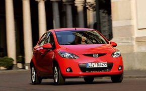 """Mazda2 a castigat """"Ecobest"""""""