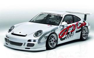 Porsche 911GT3 Cup, doar pentru circuit
