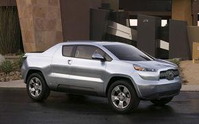 Toyota A-BAT, pick-up hibrid in faza de concept