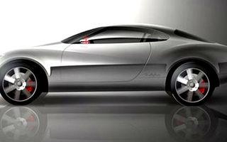 Borgward renaste cu un sedan premium