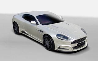 Mansory personalizeaza Aston Martin DB9