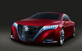 Suzuki va dezvalui Kizashi 3 in luna martie