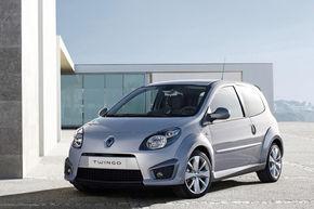 Premiera: Renault Twingo RS