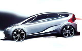 Hyundai HED-5, concept eco pentru Geneva