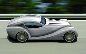 Morgan LifeCar, prototipul cu emisii zero