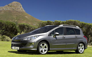 OFICIAL: Peugeot 308 SW