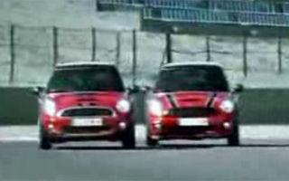 VIDEO: Mini Cooper S si Clubman JCW, in actiune