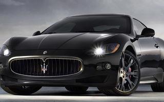 Oficial: Maserati GranTurismo S