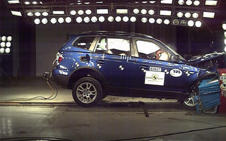 EuroNCAP a testat 8 modele noi