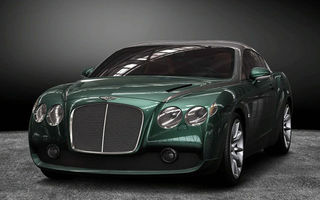 Bentley Continental GT Speed by Zagato