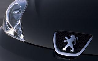 Peugeot pregateste un model low-cost
