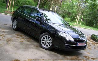 Automarket a testat noul Renault Laguna Estate