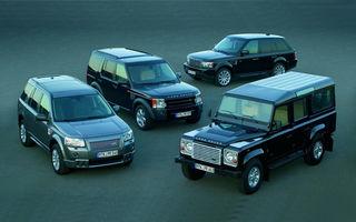 Land Rover aniverseaza maine 60 ani de existenta