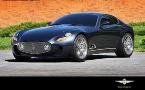 Touring a creat Maserati A8 GCS Berlinetta