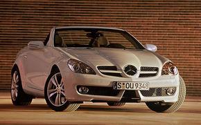 Mercedes SLK a ajuns la cifra 500.000
