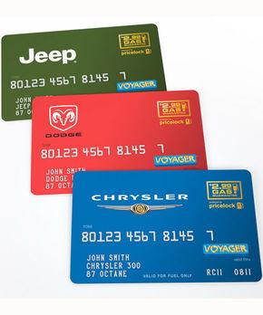 Chrysler, Dodge si Jeep ingheata pretul carburantilor