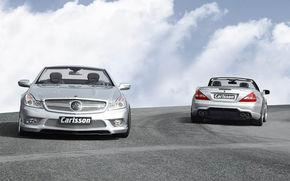 Brabus si Carlsson se bat pentru Mercedes SL