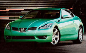 Nissan dezvolta un coupe compact