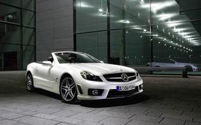 Mercedes SL63 AMG IWC, precizie elvetiana