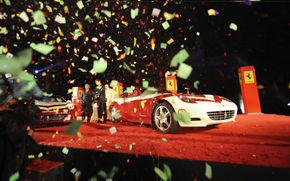 Expeditia Ferrari in jurul Indiei s-a incheiat