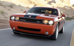 A inceput productia lui Dodge Challenger SRT8