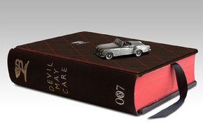 Bentley sustine noua carte James Bond
