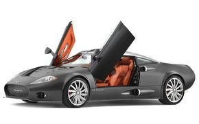 Parteneriat intre Spyker si Lotus