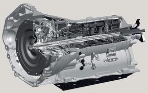 Audi imita BMW: trece la cutia automata ZF cu 8 trepte