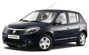 Dacia Sandero, livrarile incep din iunie