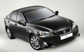 Lexus IS 250 SR – editie speciala