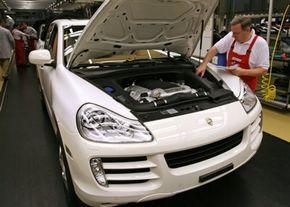 Fabrica VW din SUA ar putea produce Porsche Cayenne