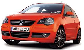Polo GT-Rocket, portocala mecanica Volkswagen