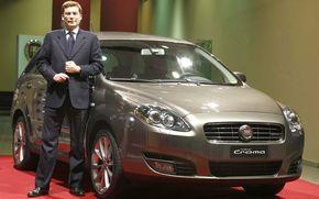 Un altfel de interviu: Lorenzo Sistino, CEO Fiat